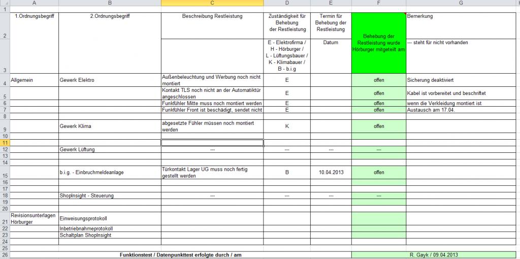 Praxisbericht: Mobile Checklisten für den Kundendienst - mfr-Deutschland